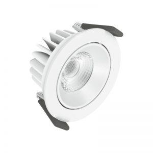 Spot LED reguliuojamas
