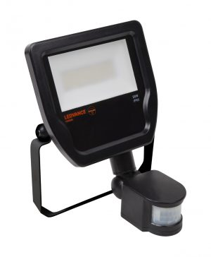 Floodlight 20 BK Sensor IP65