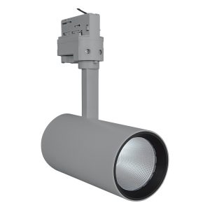 Tracklight Spot Grey IP20