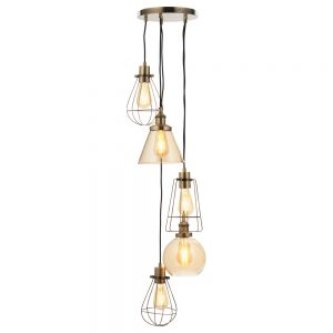 Haldor 6 Light Pendant IP20