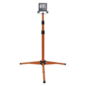 LED WORKLIGHT TRIPOD 1X20W 4000K IP65