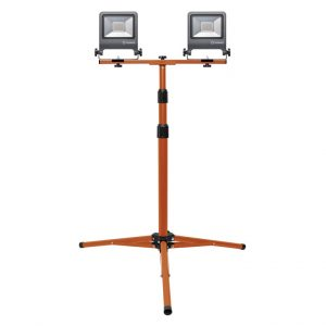 LED WORKLIGHT TRIPOD 2X30W 4000K IP65