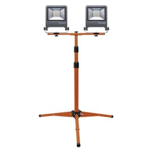 LED WORKLIGHT TRIPOD 2X50W 4000K IP65